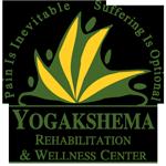 YogaKshema Rehabilitation & Wellness Center Logo